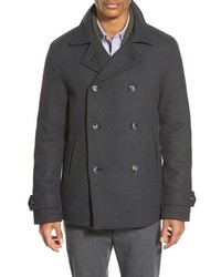 Original Penguin Double Breasted Peacoat