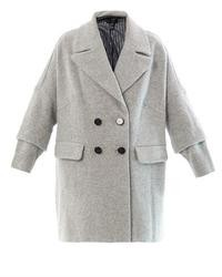 Marc by Marc Jacobs Max Wool Coat