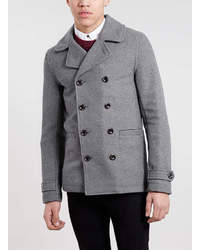 Men's Pea Coats by Topman | Men's Fashion