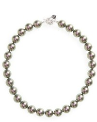 14mm simulated pearl strand necklace medium 3715085