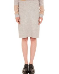 Grey pencil skirt original 1457511
