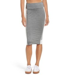 Archive logo pencil skirt medium 5255773