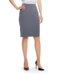 Merona Bi Stretch Twill Pencil Skirt