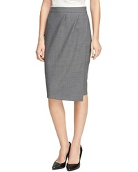 Brooks Brothers Wool Pencil Skirt