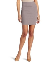Double knit mid thigh pencil skirt medium 128591