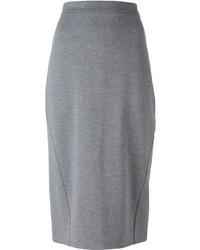 Ermanno Scervino Jersey Pencil Skirt