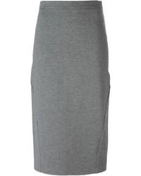 Ermanno Scervino Midi Pencil Skirt