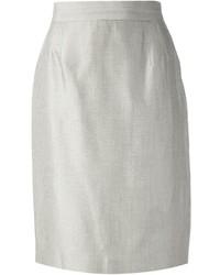 Gianfranco Ferre Vintage Pencil Skirt