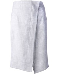 Jil Sander Soft Wrap Skirt