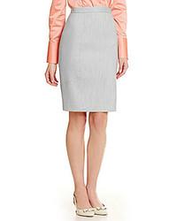Antonio Melani Olivia Crosshatch Pencil Skirt