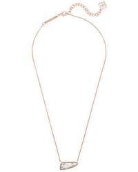 Kendra Scott Etta Pendant Necklace Granite