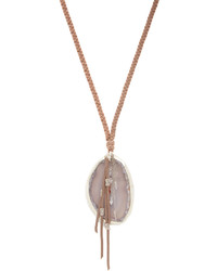 Chan Luu Pendant Stone Necklace