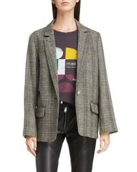 Isabel Marant Etoile Charly Wool Blazer
