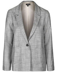 Check Tonic Suit Blazer
