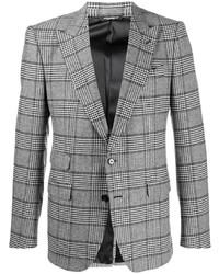 Dolce & Gabbana Checked Blazer