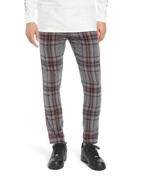 Represent Tartan Smoking Pants