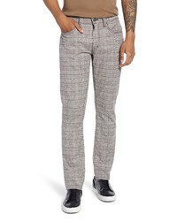 Fidelity Denim Torino Slim Fit Plaid Pants