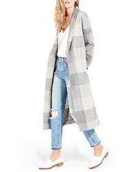 Ayr the robe wool long coat medium 1063538