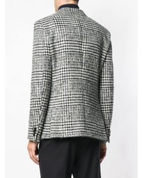 Z Zegna Printed Fit Jacket