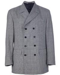 Moschino Vintage Checked Blazer