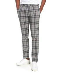 Topman Classic Fit Suit Trousers