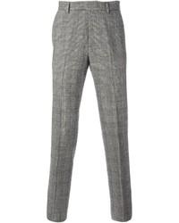 Ermanno Scervino Checked Trousers