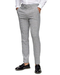 Topman Luther Skinny Fit Trousers