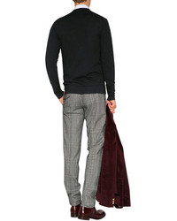 Marc Jacobs Wool Glen Plaid Pants | Where to buy & how to wear