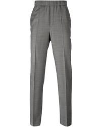 Neil Barrett Fine Checked Trousers