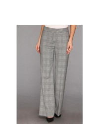 Nine West Plaid Modern Pant Casual Pants