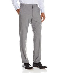 Perry Ellis Travel Luxe Slim Fit Small Check Plaid Pant