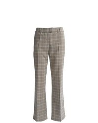 Women's Plaid Dress Pants
