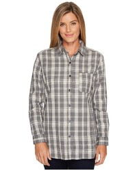 The North Face Long Sleeve Boyfriend Shirt Long Sleeve Button Up