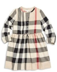 Burberry Little Girls Girls Plaid Dress