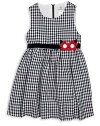 Florence Eiseman Toddlers Little Girls Plaid Dress