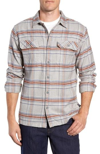 d99cdfee47d0 Patagonia Fjord Regular Fit Organic Cotton Flannel Shirt