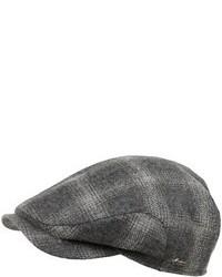 Wigens Wool Plaid Cap