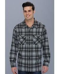 Ls board shirt long sleeve button up medium 26722