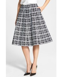 London full jacquard skirt medium 123694