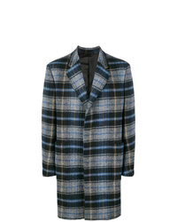 Calvin Klein 205W39nyc Checked Coat