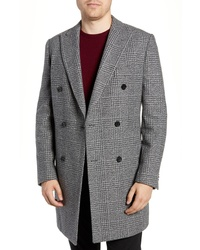 Rodd & Gunn Roberton Island Double Breasted Wool Blend Coat