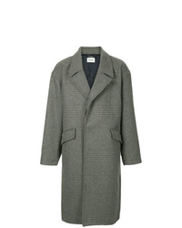 Monkey Time Time Classic Single Breasted Coat