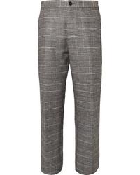 Grey Plaid Pants | Gpant