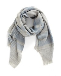 Heathered plaid scarf medium 1088476