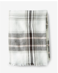 Express Impala Plaid Blanket Scarf