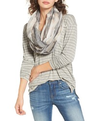 BP. Plaid Infinity Scarf