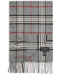 The store at bloomingdales plaid scarf medium 387186