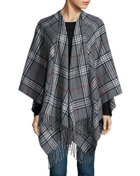 Fraas V V Plaid Wrap