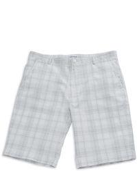 Calvin Klein Plaid Shorts