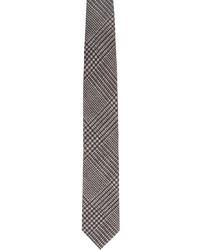 Tom Ford Black Prince Of Wales Tie